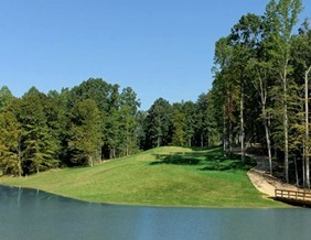 golf course @ viniterra in new kent