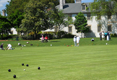 The Williamsburg Inn Lawn Bowling Club will hold it's annual open house on Saturday, April 20 at 9 a.m. behind the Inn, 136 E. Francis Street.