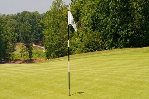 ch golf flag